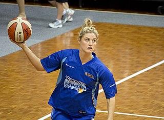 Molly Lewis (basketball) Female Australian basketball player
