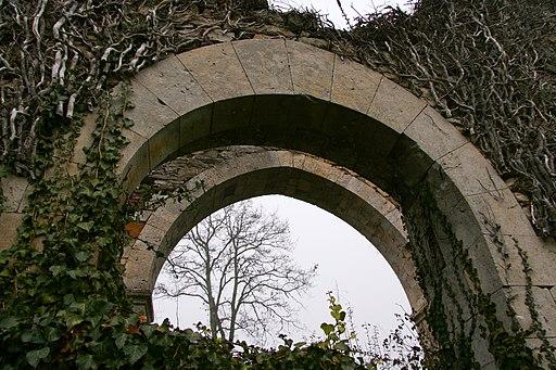 Monastero Santa Maria portale