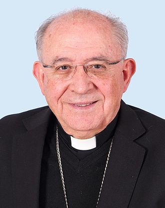 Roman Catholic Archdiocese of Burgos - Archbishop Francisco Gil Hellín