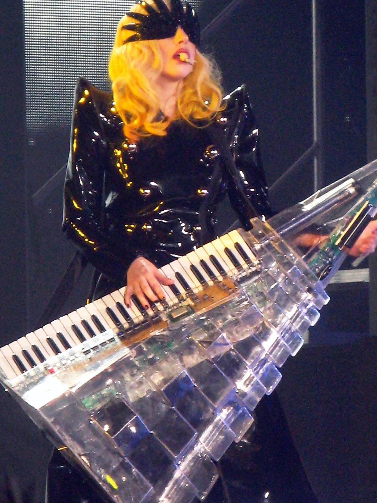 Keytar - Wikipedia