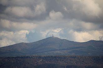 Monte Rasu - Mount Rasu