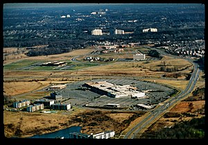 Westfield Montgomery - Montgomery Mall in 1973