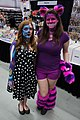 Montreal Comiccon 2016 - Two-Face and Cheshire Cat (27633902683).jpg