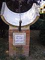Monument Cardedeu a Joan Amades.JPG