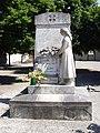 Monument aux morts d'Andrest (Hautes-Pyrénées, France).JPG