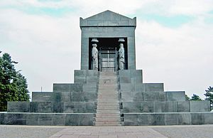 Avala - Monument to the Unknown Hero