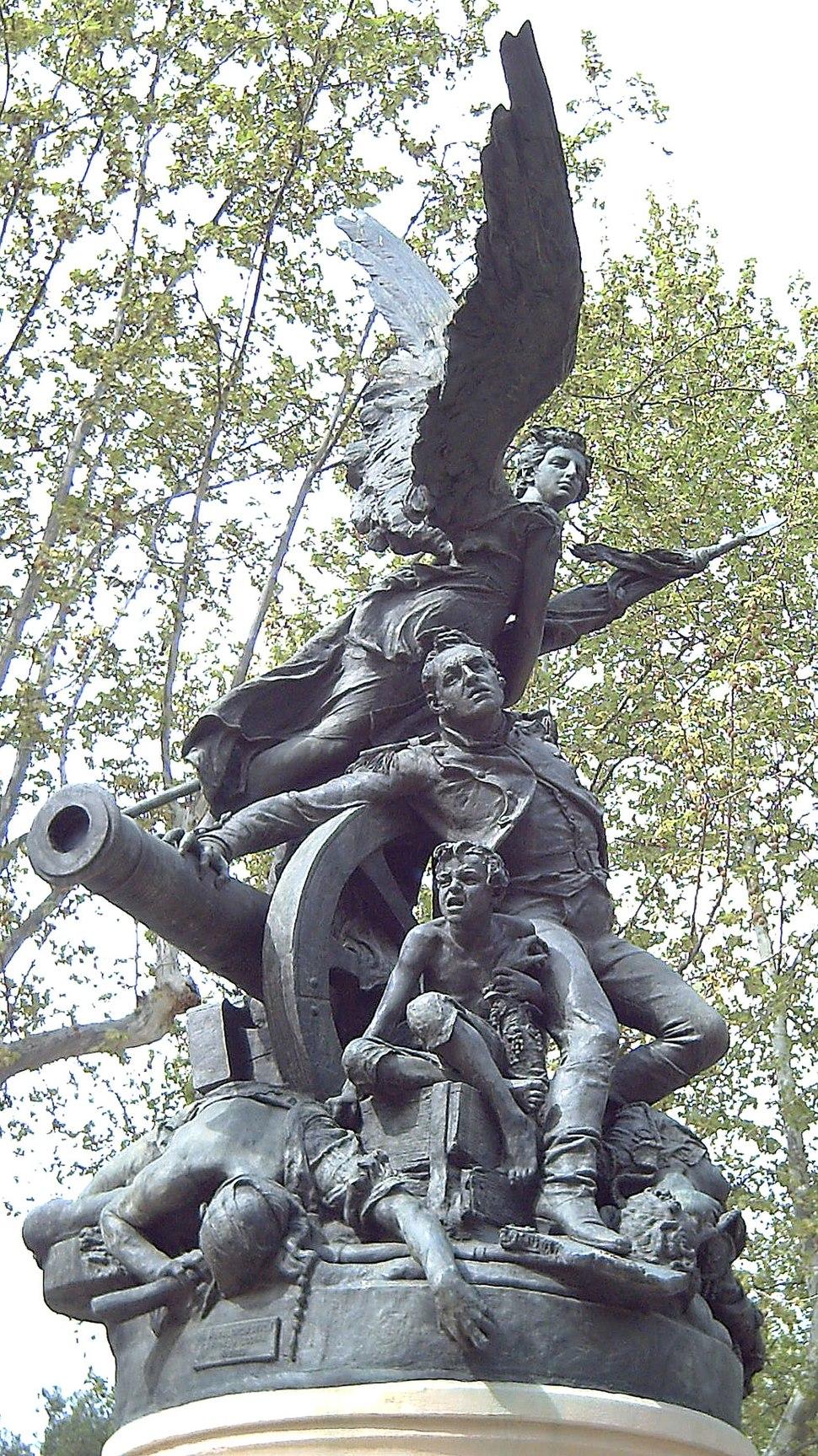 Monumento 2 mayo Madrid (Marinas) 02