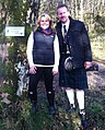 Morgan Spurlock and Lady Alex.jpg