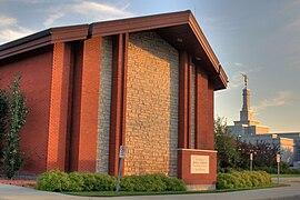 Mormon Meeting House And Temple Edmonton Alberta Canada 01.jpg