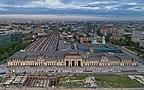 Moskwa - Panorama miasta - Rosja