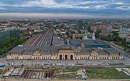 La Estación de Paveletsky