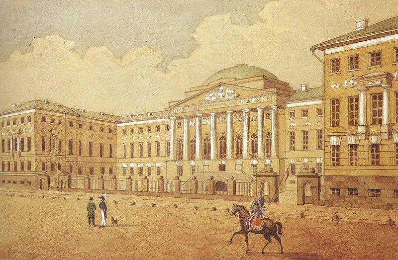 File:Moscow University, 1820s.jpg