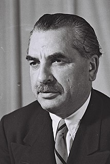 Haim-Moshe Shapira Israeli politician