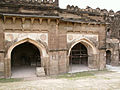 Mosque In Rohtas Fort by Sheikh Rashid Hameed.jpg