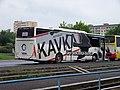 Most, Rudolická, autobus Kavka - Irisbus Arway 12M.jpg