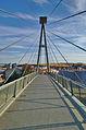 Most přes koleje u nádraží, Uherský Brod, okres Uherské Hradiště.jpg