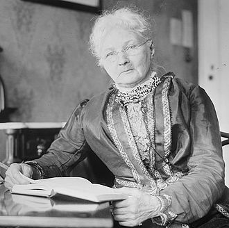 "Mary Harris Jones - Jones was denounced on the floor of the U.S. Senate as the ""grandmother of all agitators""."