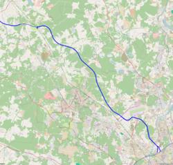 Карта Трасса М11 Москва Санкт Петербург
