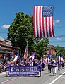 Mount Hope High School marches in the 2017 Bristol 4th of July parade.jpg