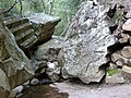 Mount Kaputar National Park, Narrabri, NSW. Sawn-rocks 02.jpg