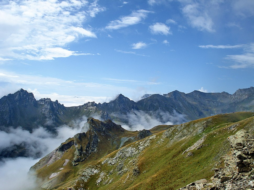 Mount Korab, Republic of Macedonia