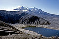 Mount St. Helens and Spirit Lake From Windy Ridge Viewpoint - October 1985.jpg