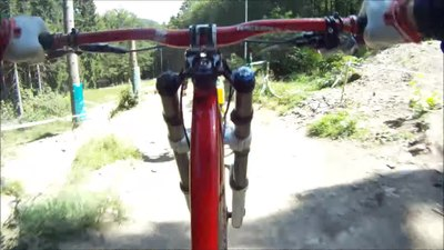 File:Mountain biking Downhill.webm