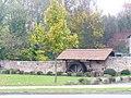 Muhlenrad, Mundinger Muehle (Mill Wheel) - geo.hlipp.de - 23019.jpg