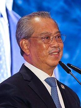 Muhyiddin Yassin Malaysian politician, 8th Prime Minister of Malaysia