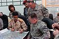 Multi National Division-Baghdad Commanding General visits COP Callahan, Sad DVIDS40381.jpg