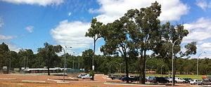 Mundaring Recreation ground.JPG