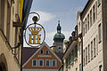 Munich - Hofbräuhaus Beer Hall and beer signs in Platzl - 5192.jpg