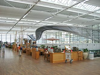 Skytrax - Image: Munich Airport T2 L5 restaurants