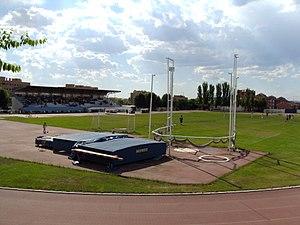 AD Arganda - Municipal Stadium, AD Arganda's home.