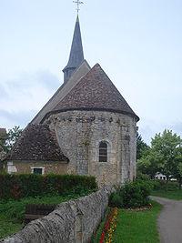 Murlin (Nièvre, Fr), église Saint-Martin.JPG