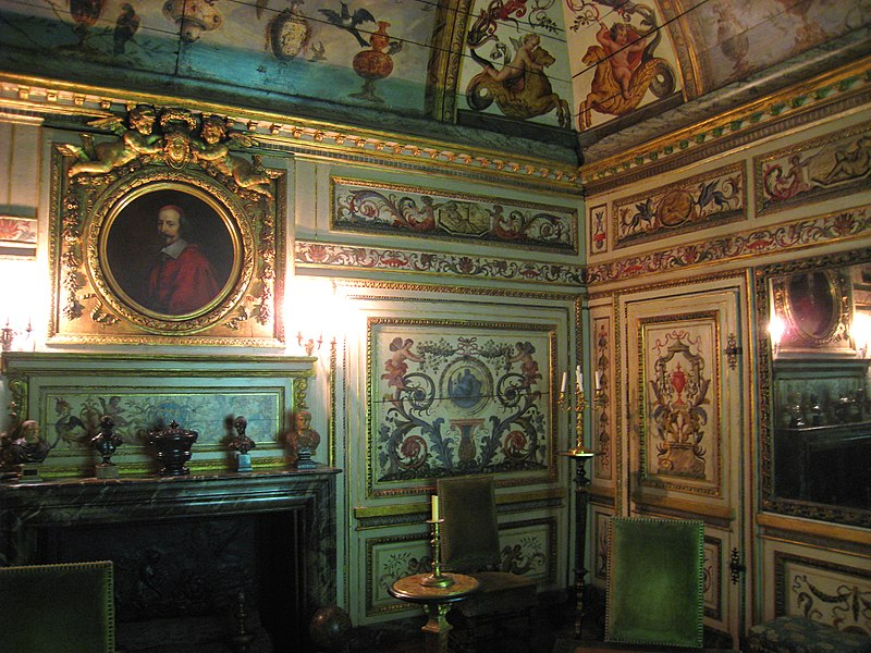 File mus e carnavalet room 1 jpg wikimedia commons for Decoration 18eme siecle