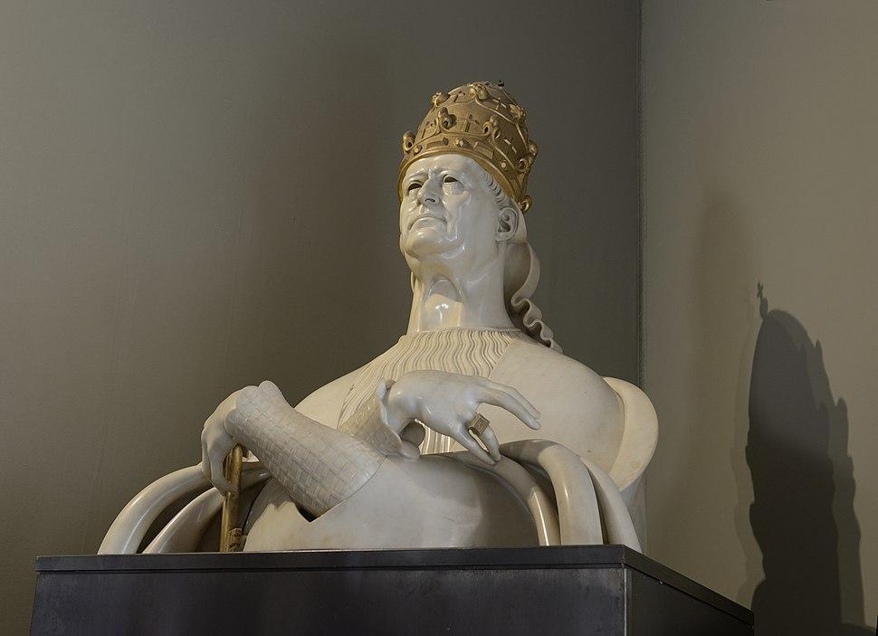 Musei Vaticani Papa Pio XI Adolfo Wildt