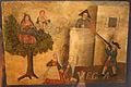 Museo bernareggi, collezione di ex-voto, fucilata.JPG