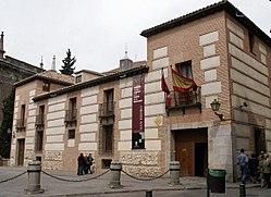 PROPUESTAS DE RULADA DE LA COMUNIDAD DE MADRID - DOMINGO 8 DE MARZO 250px-Museo_de_San_Isidro
