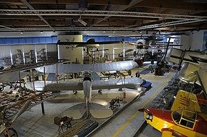 Museo dell'Aeronautica Gianni Caproni main hall (5).JPG