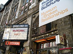 Museum of Broken Relationships in Berlin 20071023.jpg