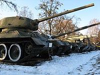 Museum of military equipment in Lutsk.jpg