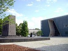 Muzeo de la Historio de Pola Judoj, ekstero, 2013.jpg