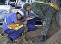 Mutirão de combate ao mosquito Aedes Aegypti no Grupamento de Fuzileiros Navais de Brasília (24396301060).jpg