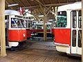 Muzeum MHD, tramvaje a autobus.jpg