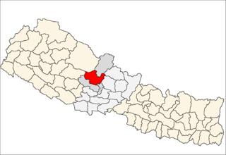 Myagdi District District in Gandaki Pradesh, Nepal