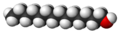 Myristyl-alcohol-3D-vdW.png