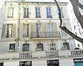 Nîmes,Ecusson,boulevard Gambetta N°28 (01).jpg