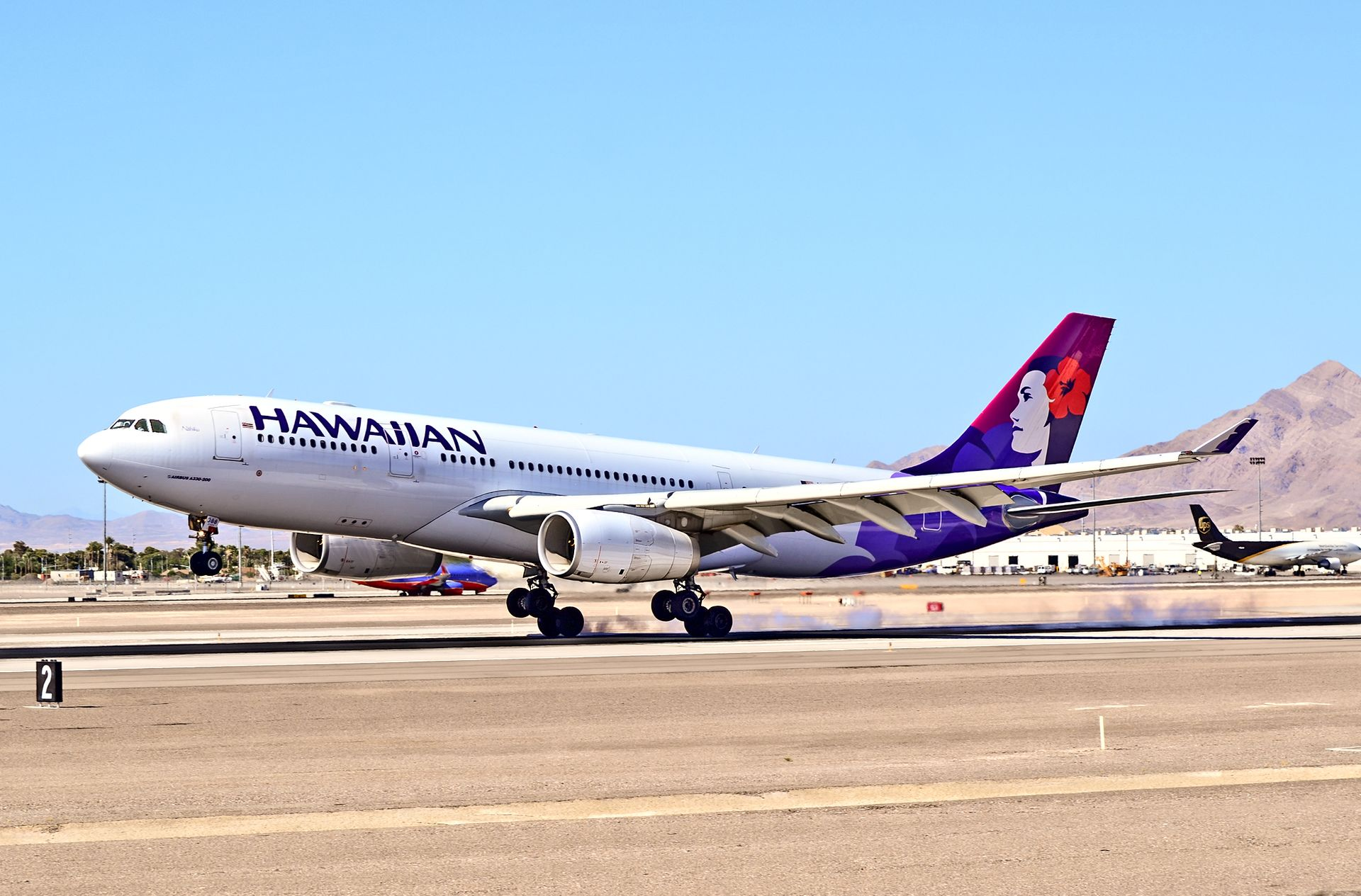 Most On-Time U.S. Airline — Hawaiian Airlines