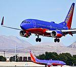 N925WN Southwest Airlines 2008 Boeing 737-7H4 C-N 36630 (6861531836).jpg